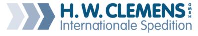 H.W. Clemens GmbH - Internationale Spedition